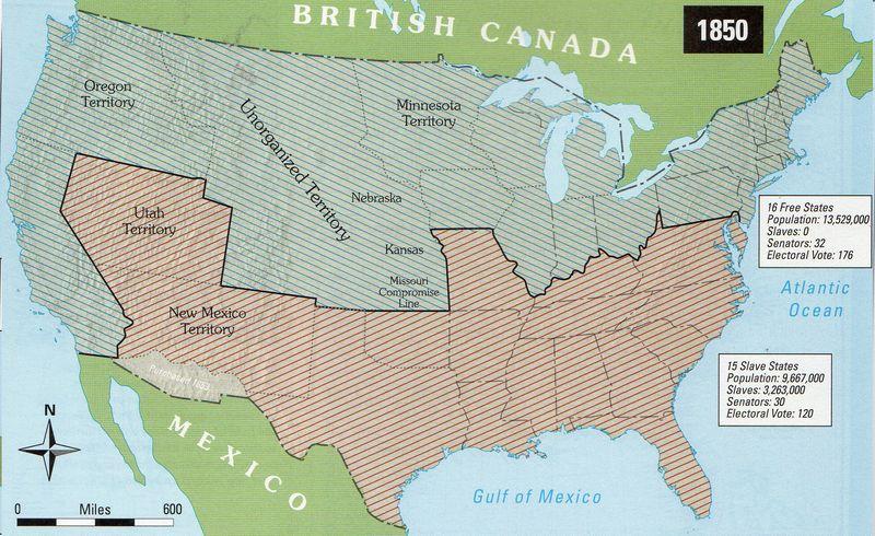 USA 1850