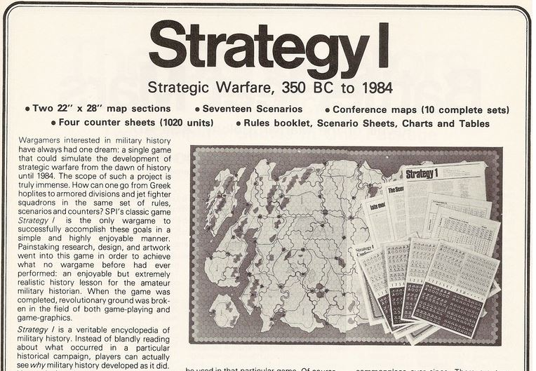 Strategy I Description