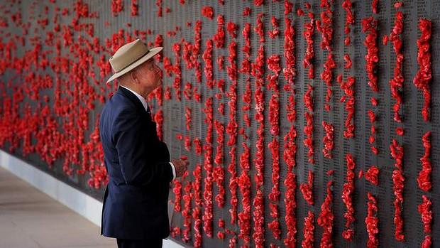 Australian war memorial honour roll