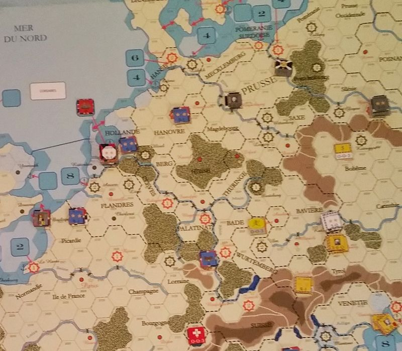 Western Front 1805