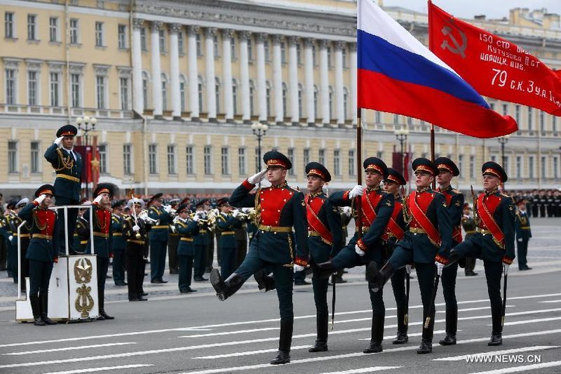 Russian Victory Parade