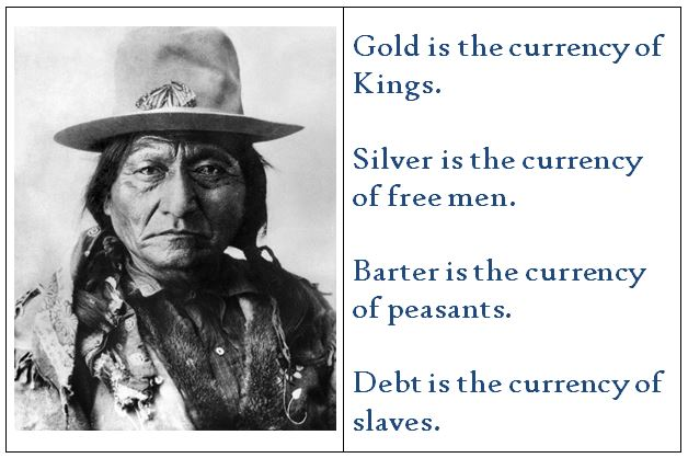 Sitting Bull Currency