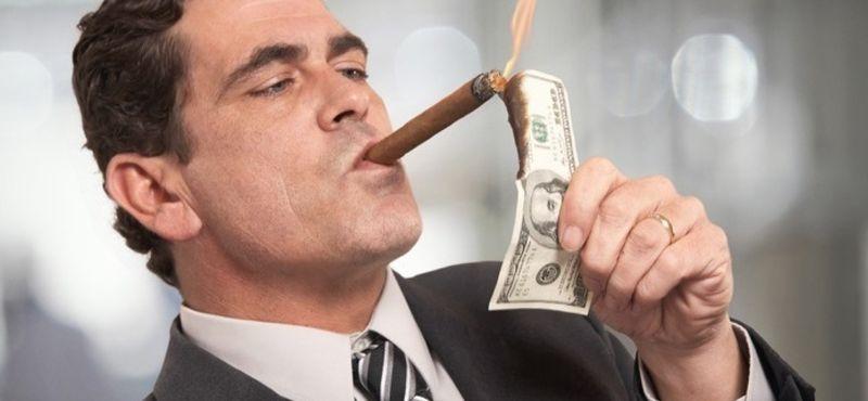 Elite eliminating cash