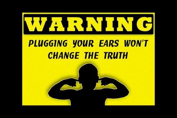 Plugging Ears