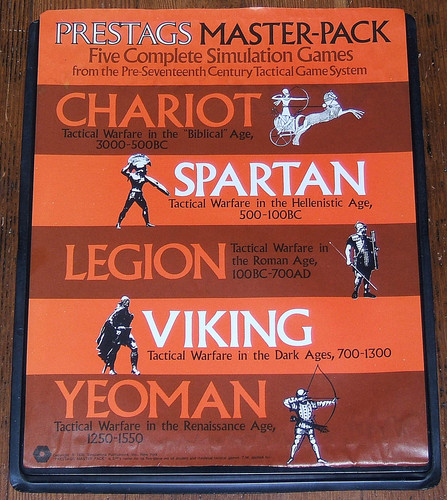 PRESTAGS Master Pack 5