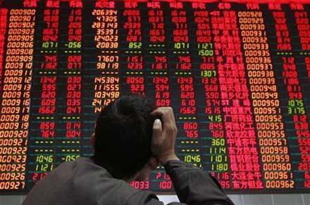 Asian Stock Market Crash