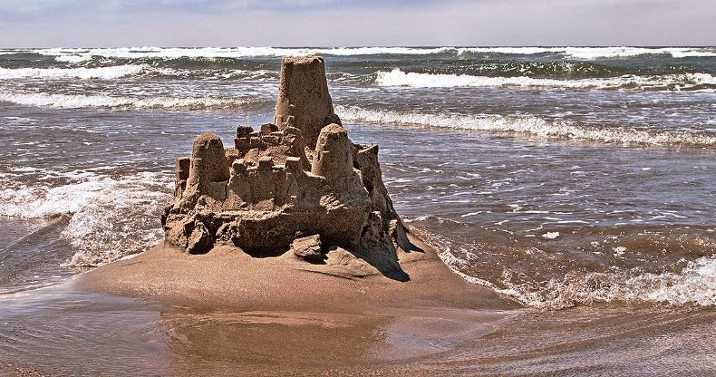 Financial Sandcastle