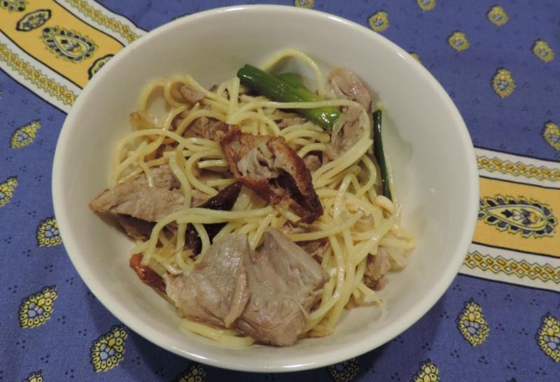 Pekin Duck Noodles