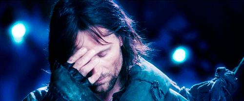 Aragorn Face Palm