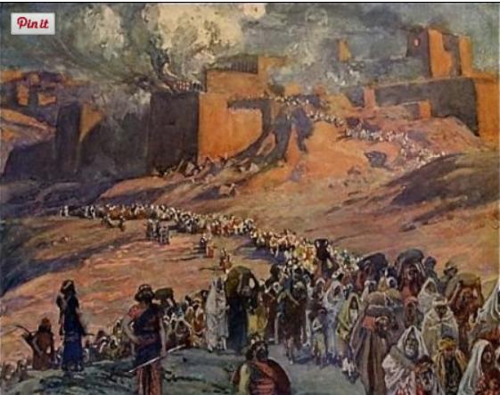 Jerusalem desolata est