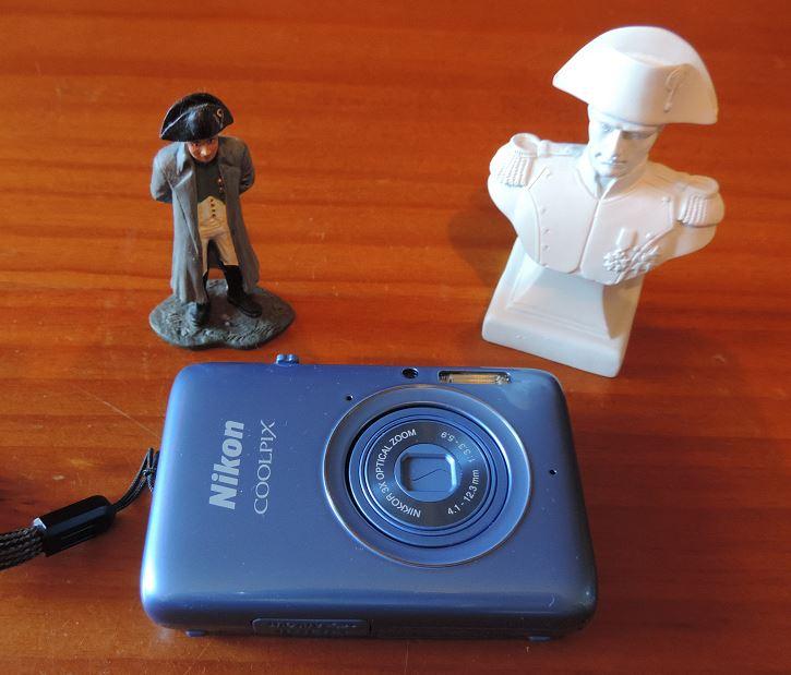Nikon S02 and Napoleon