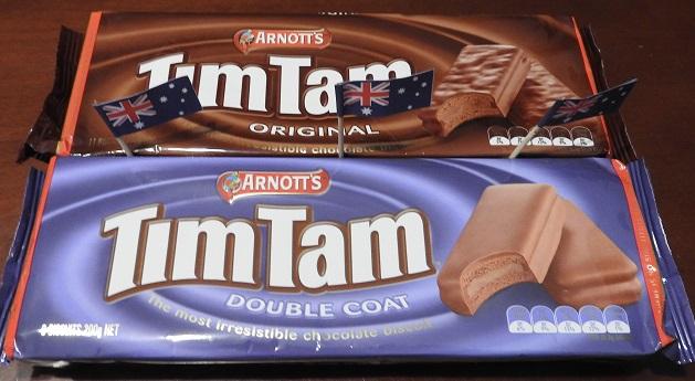 Australia Day Tim Tams