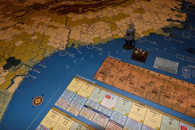 General Lee Surveys The US Civil War Game