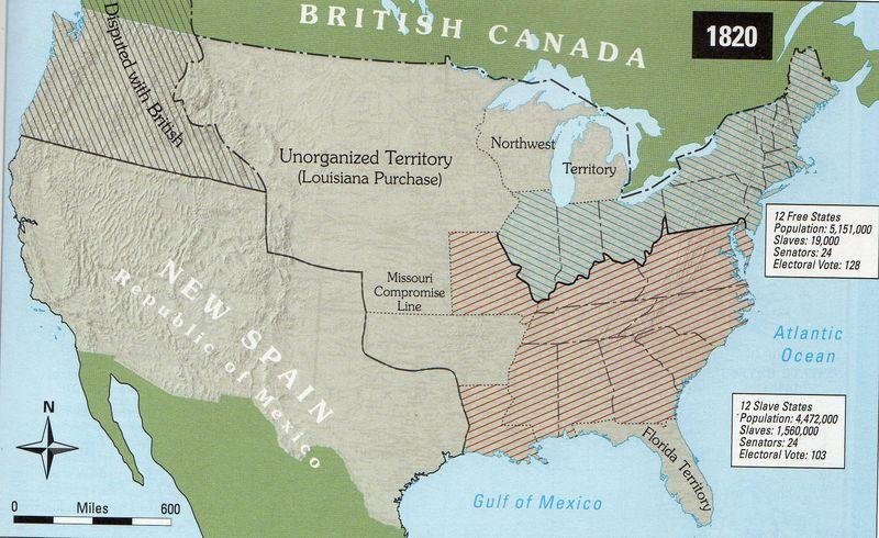 USA 1820