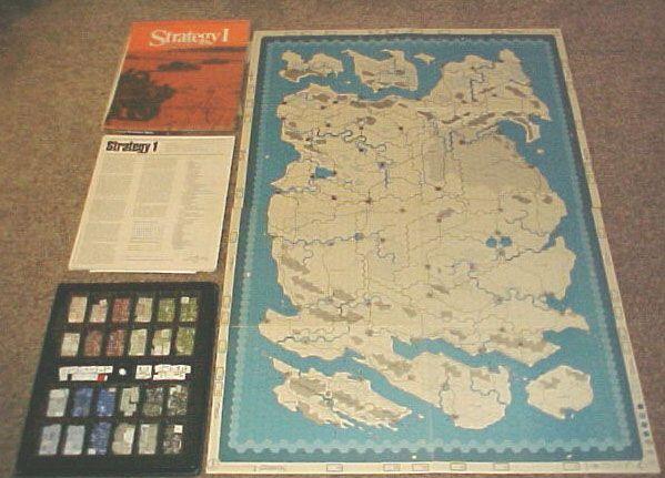 Strategy I SPI Game