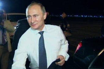 Putin australia 2