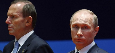 Putin and abbott
