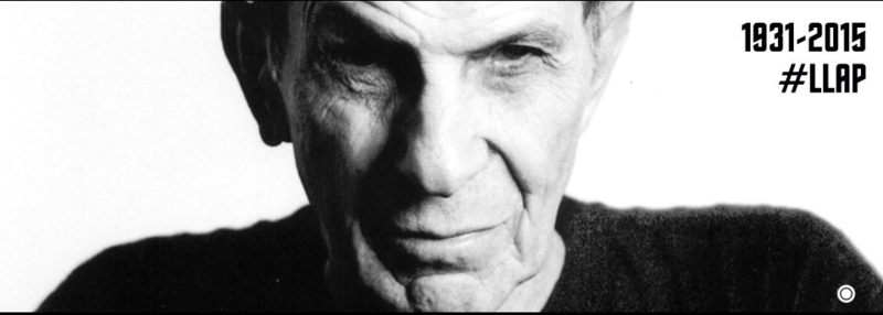 Leonard Nimoy 1931-2015