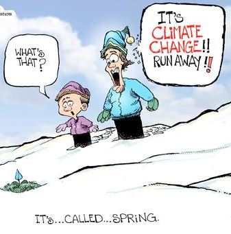 Climate Change Spring