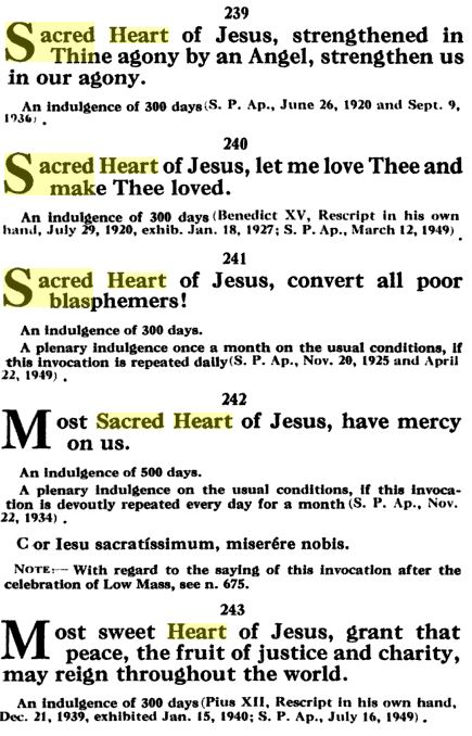 Sacred Heart Prayers 4