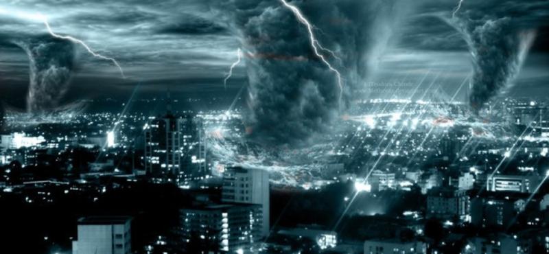 Coming Financial Storm