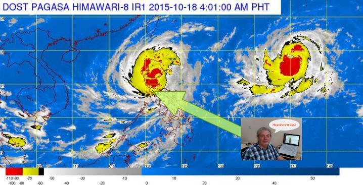 Typhoon Lando