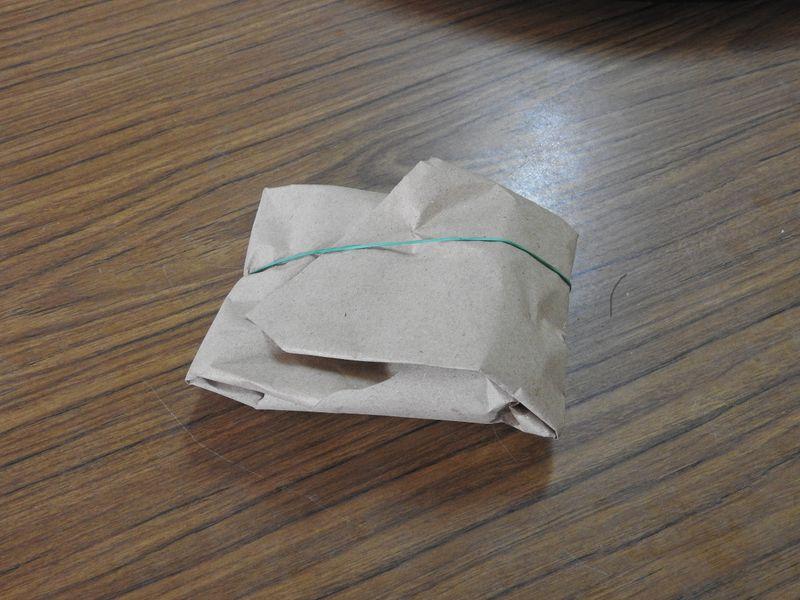 Breakfast packet