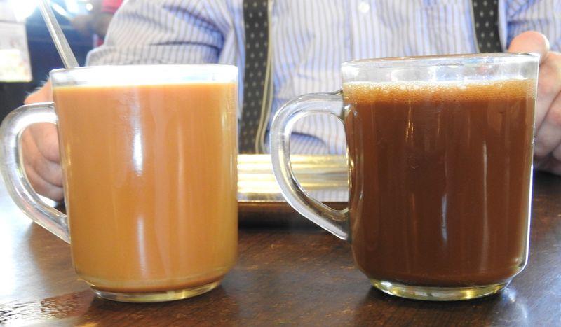 Teh & coffee terik