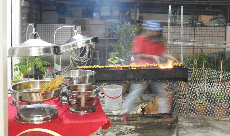Satay maker normal