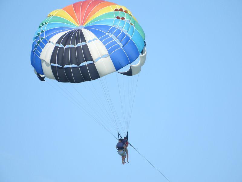 Paraglide zoom