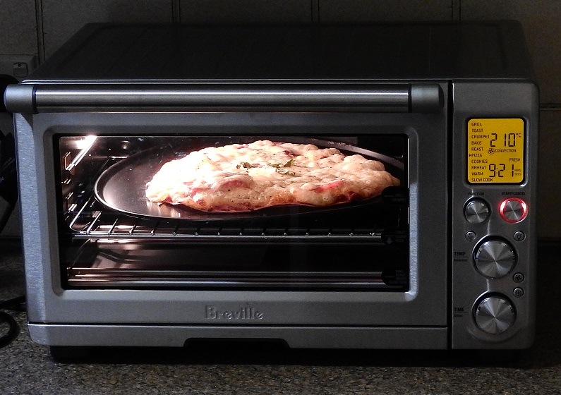 Pizza in Breville
