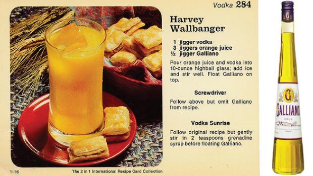 Wallbanger Recipe