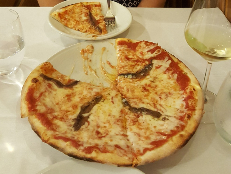 Anchovie Pizza