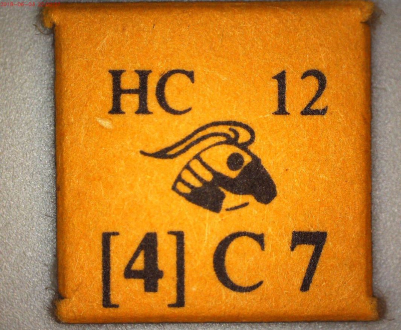 PRESTAGS Legion HC 12 Counter