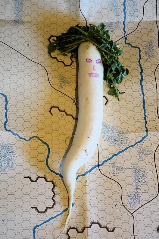 Tristan the Turnip