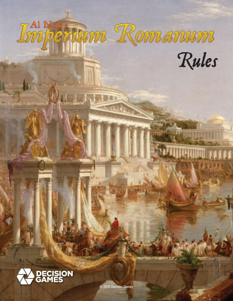 Imperium Romanum Rules Cover