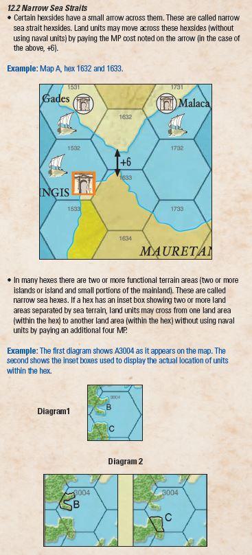 Imperium Romanum III Narrow Sea Straights