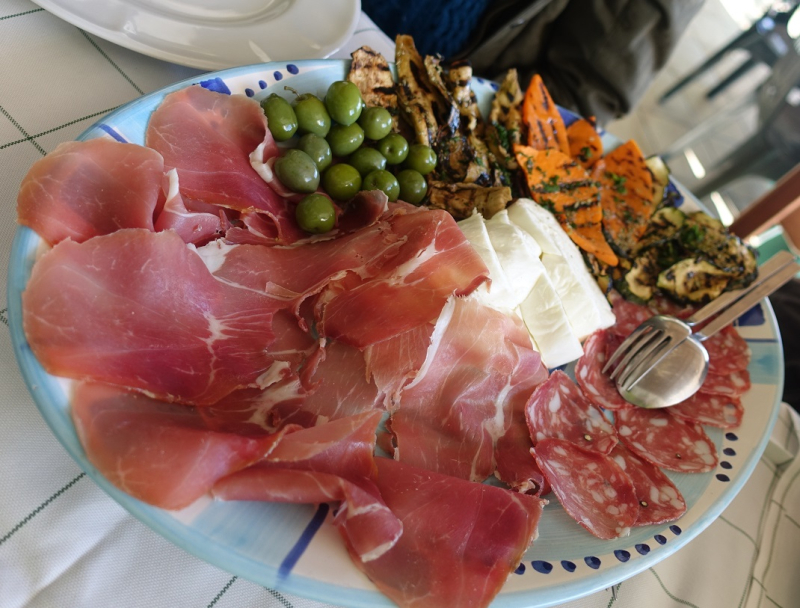 Antipasto Sorrento