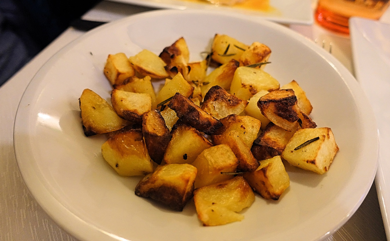 Roast Potatoes & Rosemary