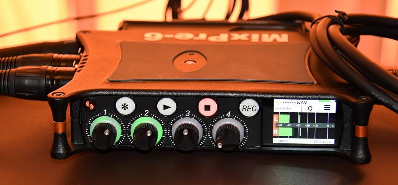 MixPre-6