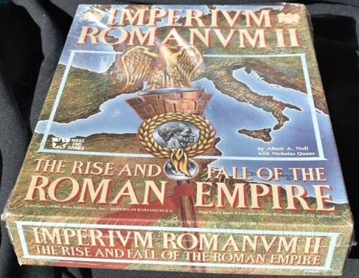 Imperium Romanum II  Box (West End Games)