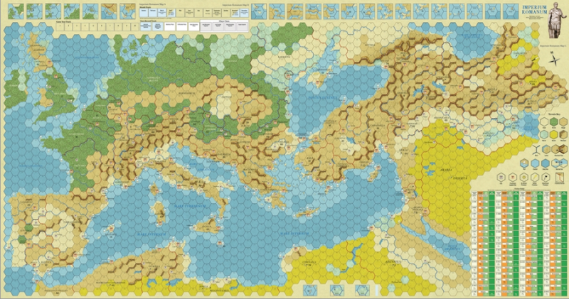 Imperium Romanum II Map png