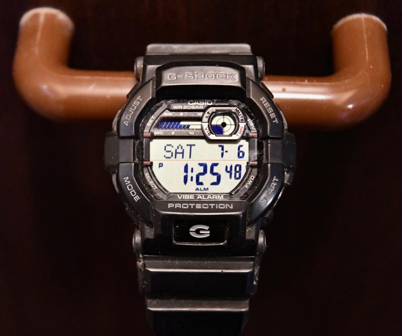 G-Shock GD-350 Watch lowres