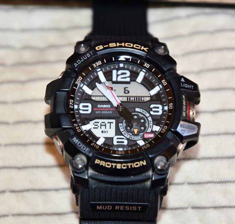 G-Shock Mudman GG1000-1A lowres
