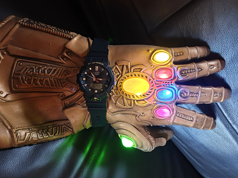 G-Shock Thanos Gauntlet lowres