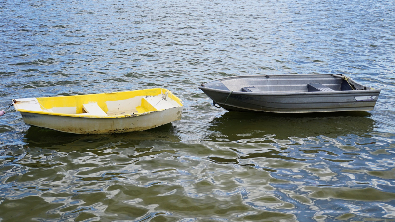 Two Boats Together