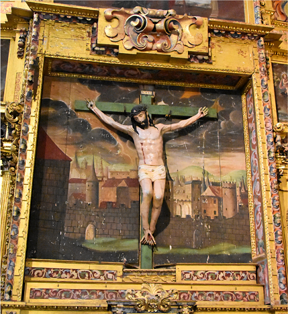 Segovia Crucifixion