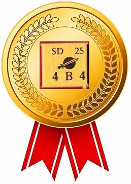PRESTAGS Gold Medal 2