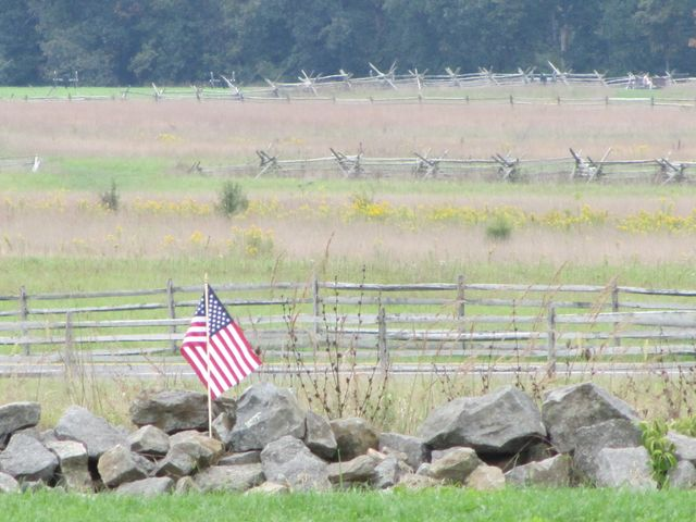 View Toward's Pickett's Charge